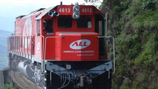 train america latina logistica