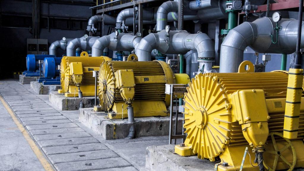 Industrial asset management