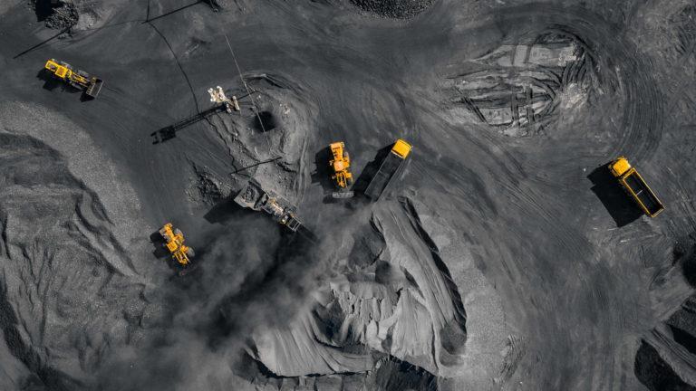 Mining Aerial