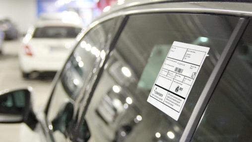 car distribution label 1